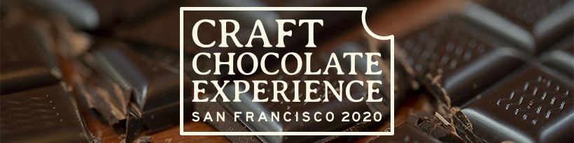 Logo Craft Chocolate Experience: San Francisco